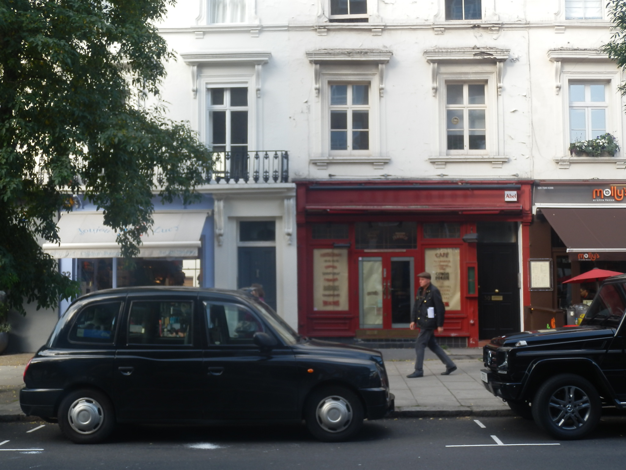 The London Syndrome, or how I fell in love with a city I used to dislike
