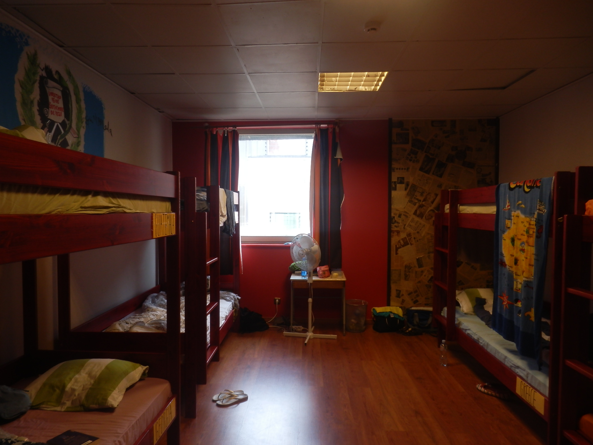 Truths&myths about hostels